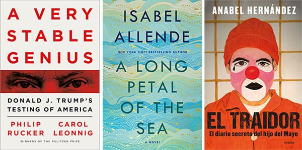 This Week's Bestsellers: February 3, 2020