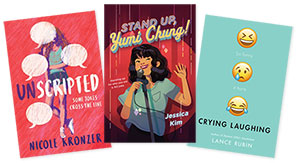 Funny Females Take Center Stage in New Novels for Kids