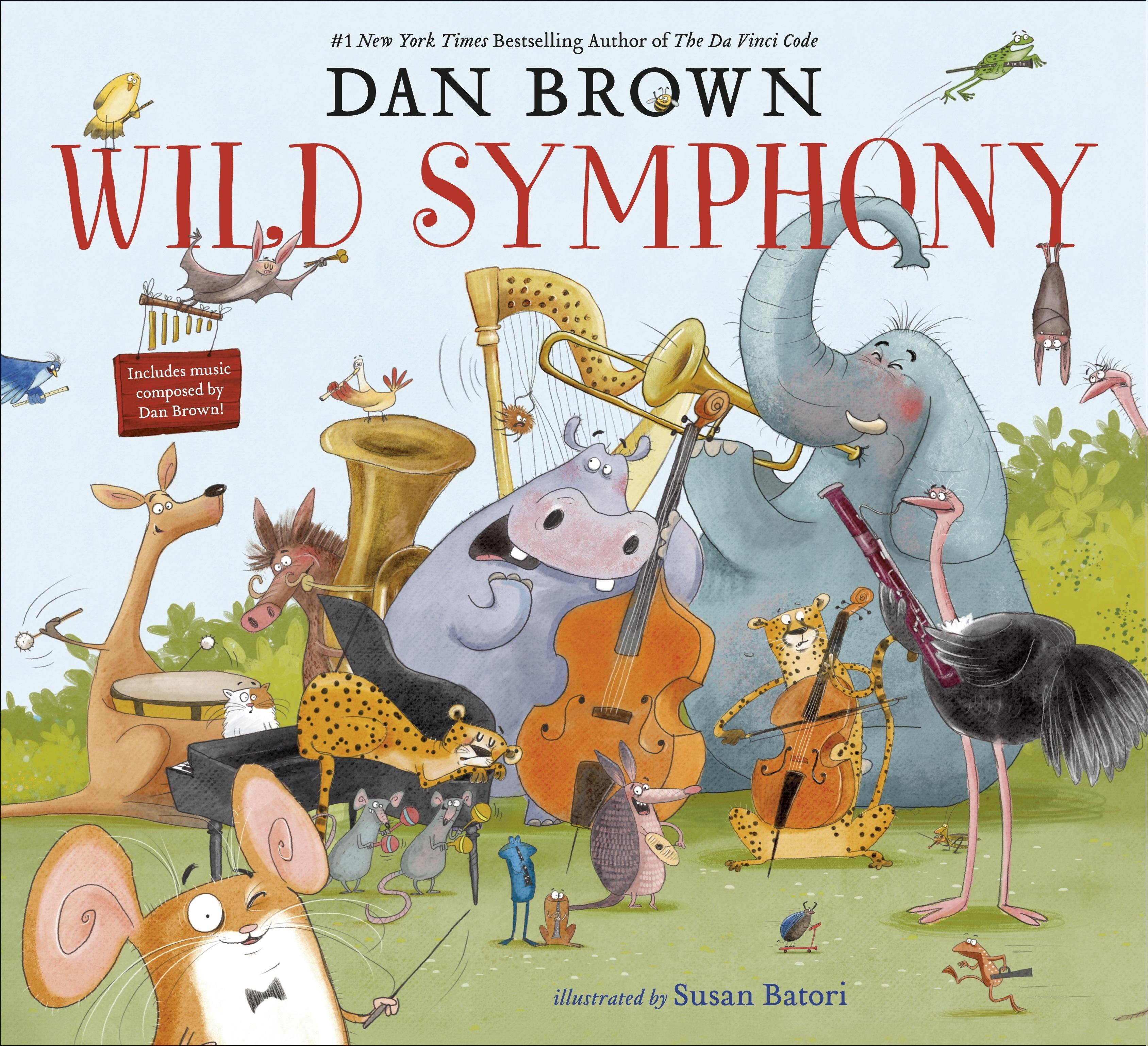 Dan Brown to Make His Picture Book Debut
