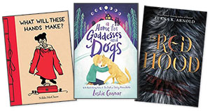 New Kids' and YA Books: Week of February 24, 2020