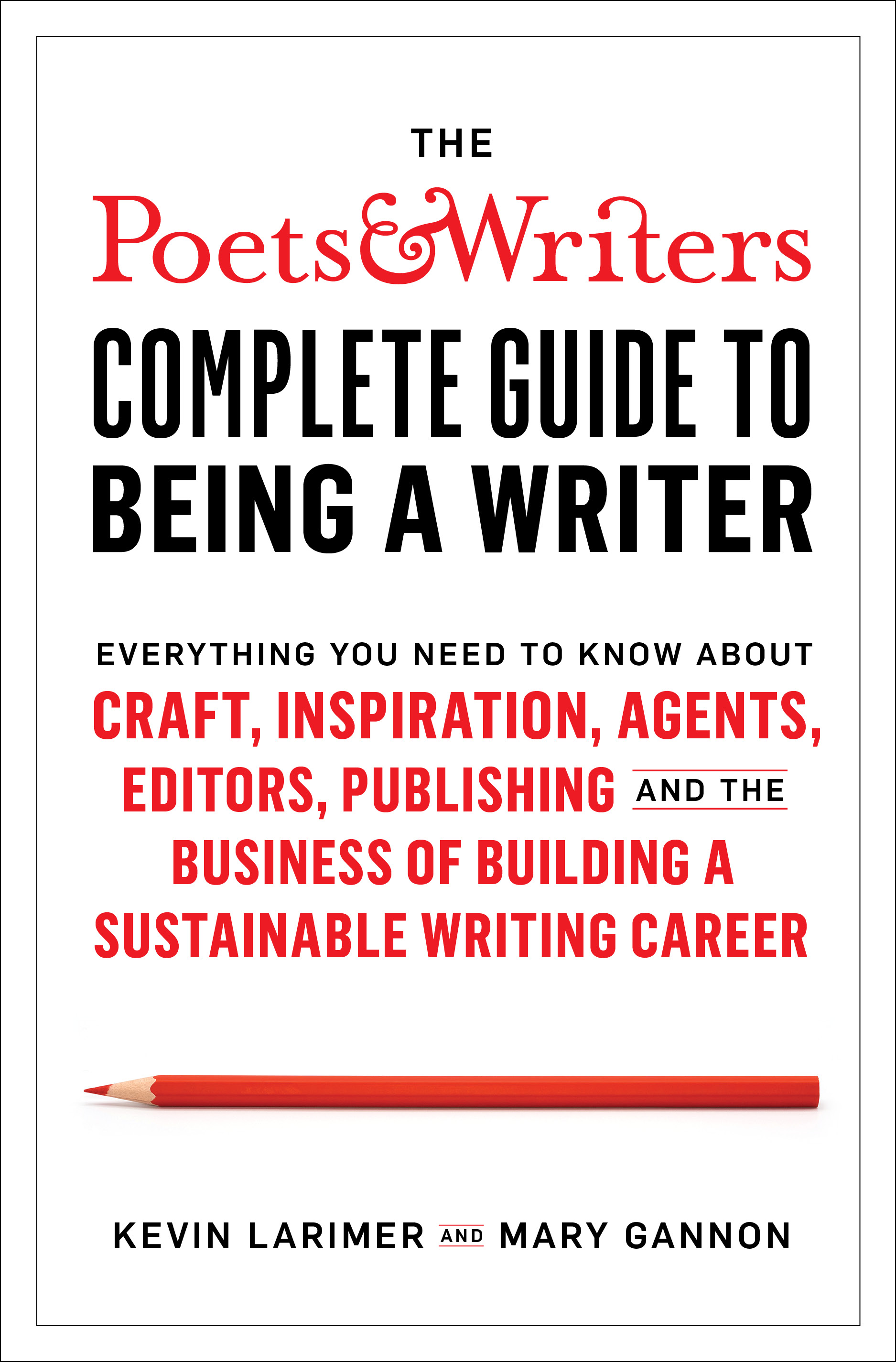 The 'Poets Writers' Editors Have Some Writing Tips for You