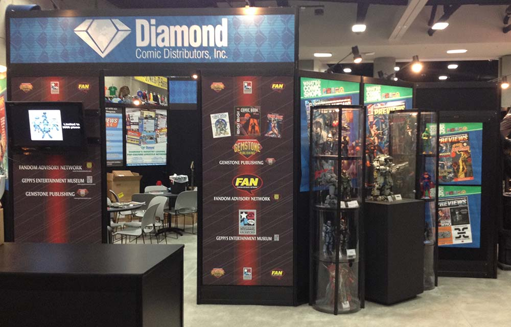 Diamond Comic Halts Payments to Publishers