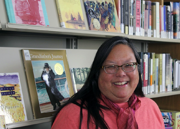 Santa Monica Librarian Patty Wong Wins 2021-2022 ALA...