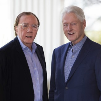 Bill Clinton and James Patterson Announce Next Novel Together