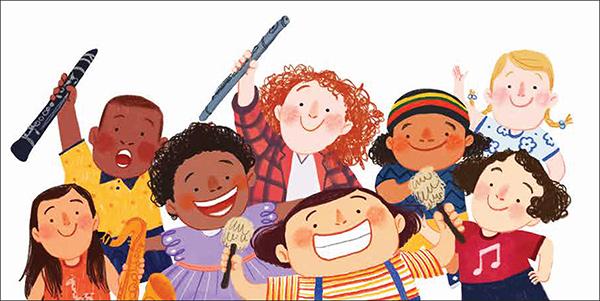Fall 2020 Children's Announcements: Publishers F-L