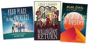 New and Noteworthy Kids' and YA Books: September 2020