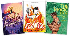 2020 LGBTQIA+ Graphic Novels for Young Readers