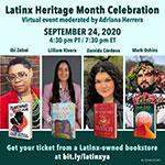 A Latinx Heritage Month Celebration