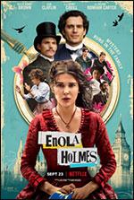 Now Streaming: 'Enola Holmes'