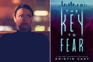 Four Questions for Kristin Cast