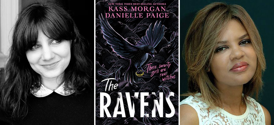 In Conversation: Kass Morgan and Danielle Paige