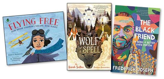 New Kids' and YA Books: Week of November 30, 2020