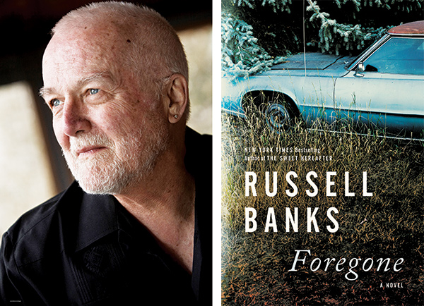Russell Banks's Book of Canadian Homesick Blues