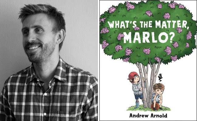 Four Questions for Andrew Arnold