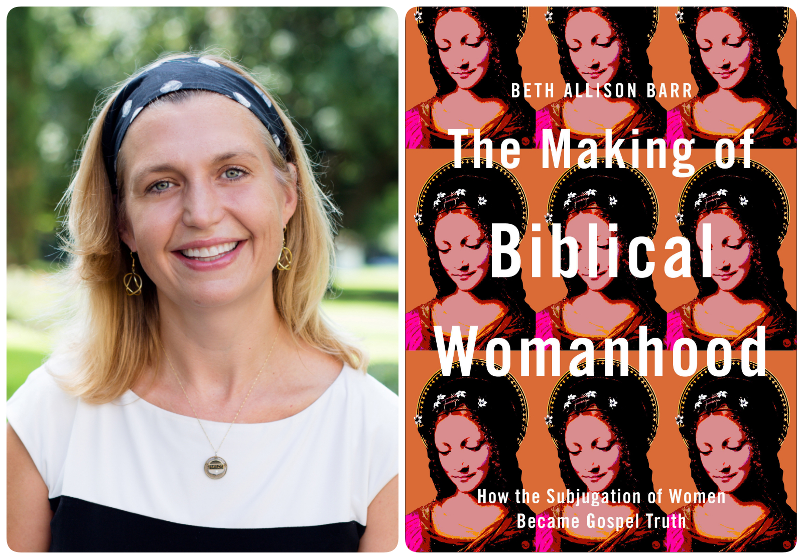 Historian Beth Allison Barr: 'Jesus Sets Women Free'