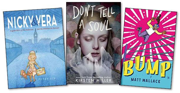 New Kids' and YA Books: Week of January 25, 2021