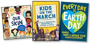 Books for Budding Activists: Spring 2021