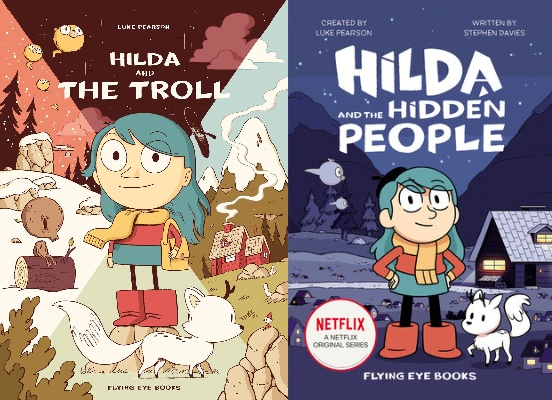 The 'Hilda' Series Catapulted Luke Pearson's Comics Creation to Stardom