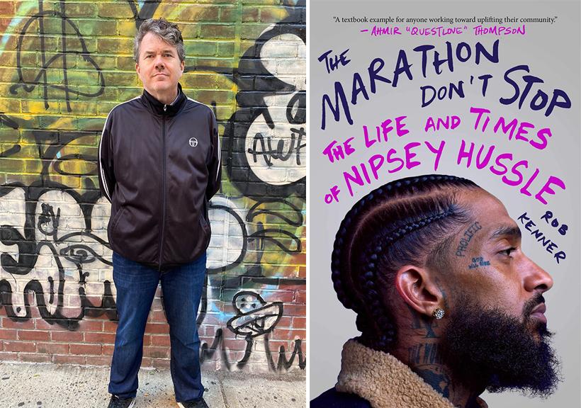 Nipsey Hussle's Hip-hop Marathon: PW Talks to Rob Kenner