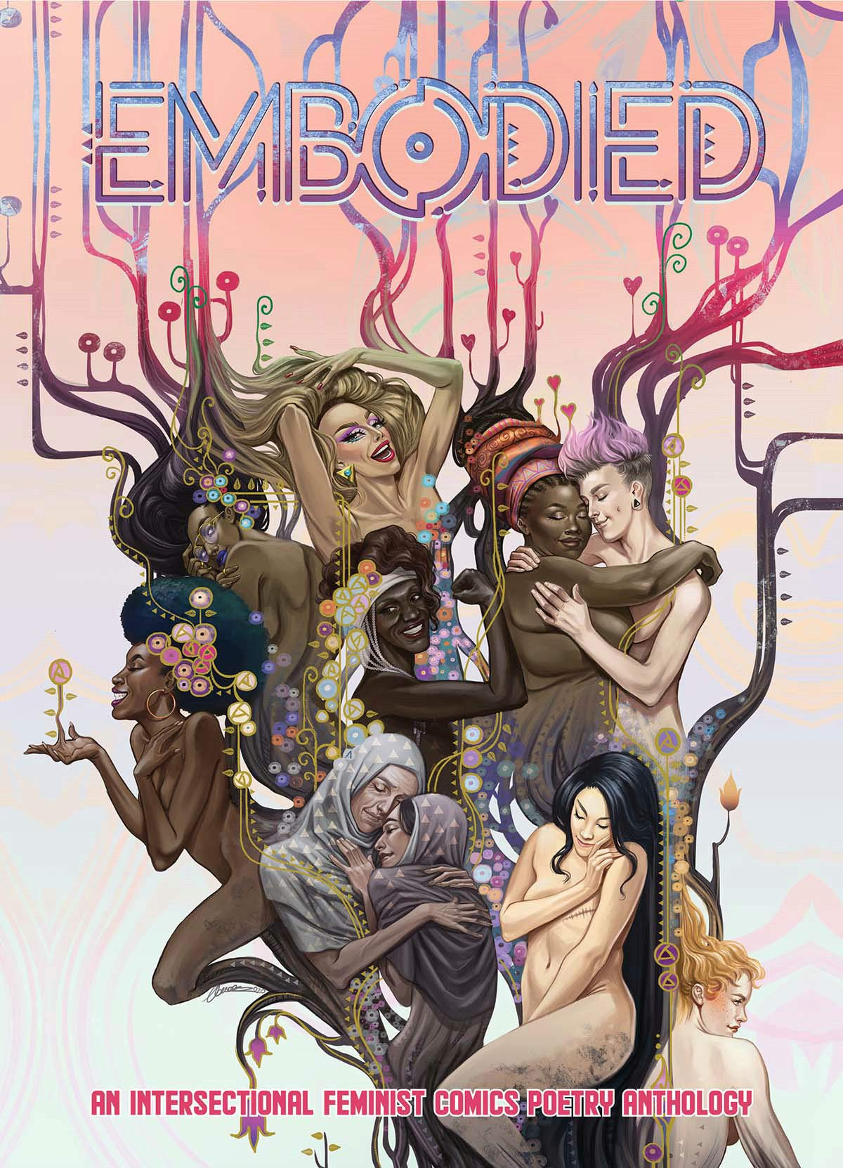Panel Mania: Embodied: An Intersectional Feminist Comics Poetry Anthology