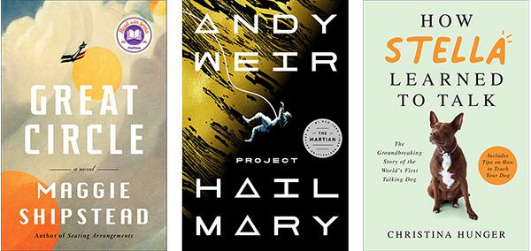 This Week's Bestsellers: May 17, 2021