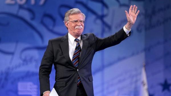 DoJ Drops Case Against John Bolton