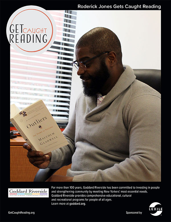 Get Caught Reading Expands Reach with Community Leader Program