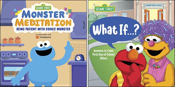 Random House, Headspace, and Sesame Workshop Launch Monster Meditation Series