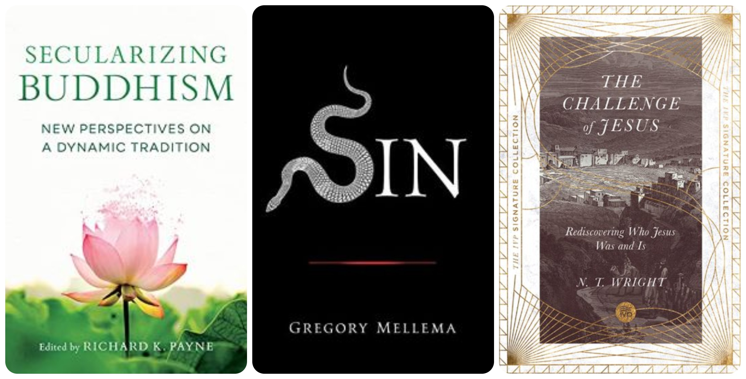 Religion and Spirituality Books Preview: August 2021