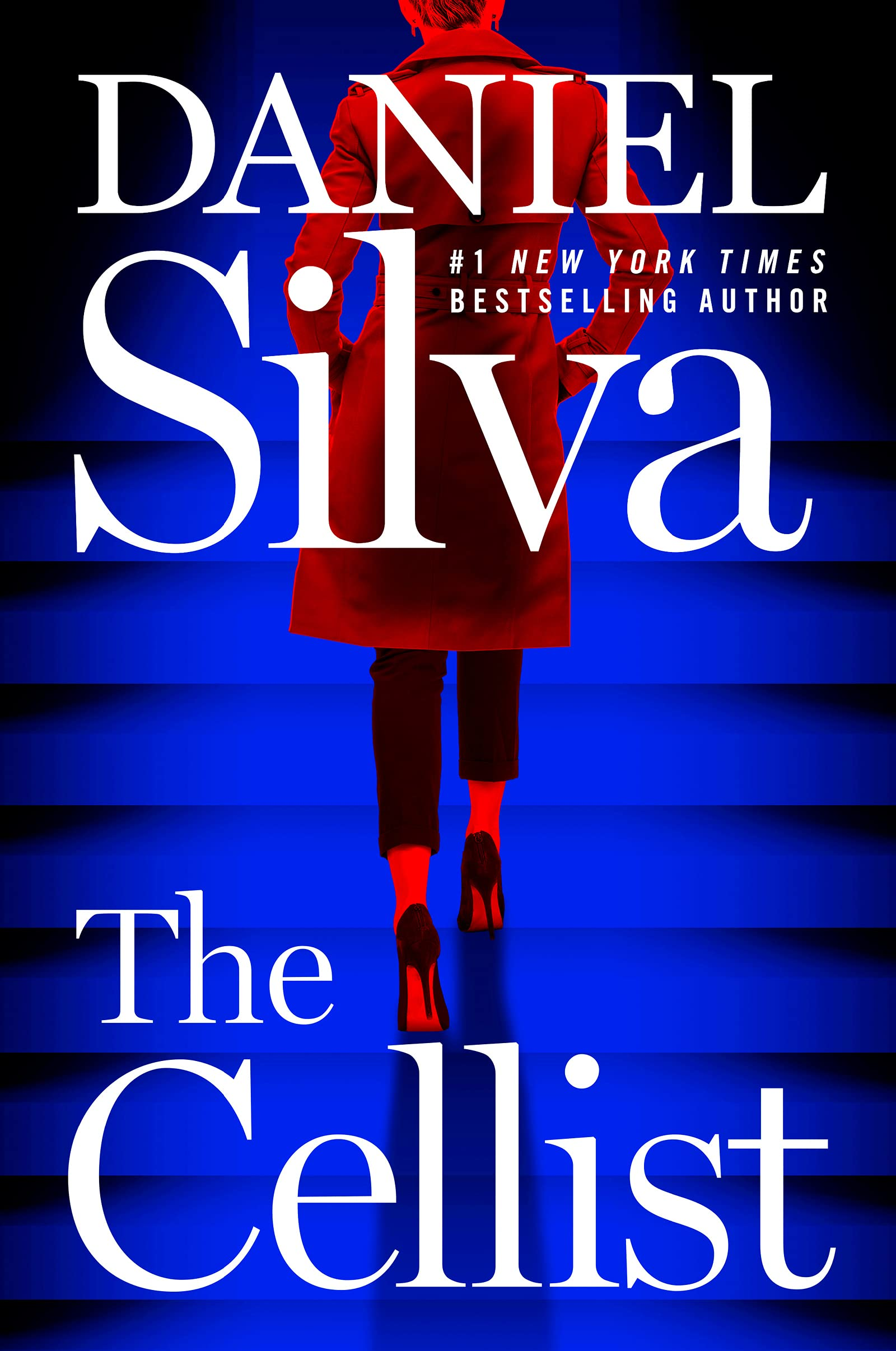 Apple Books Bestsellers: Silva's 'Cellist' Bows at #1