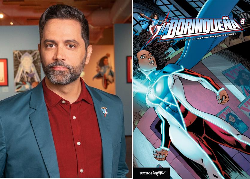 La Borinqueña: A Puerto Rican Superhero for Our Time