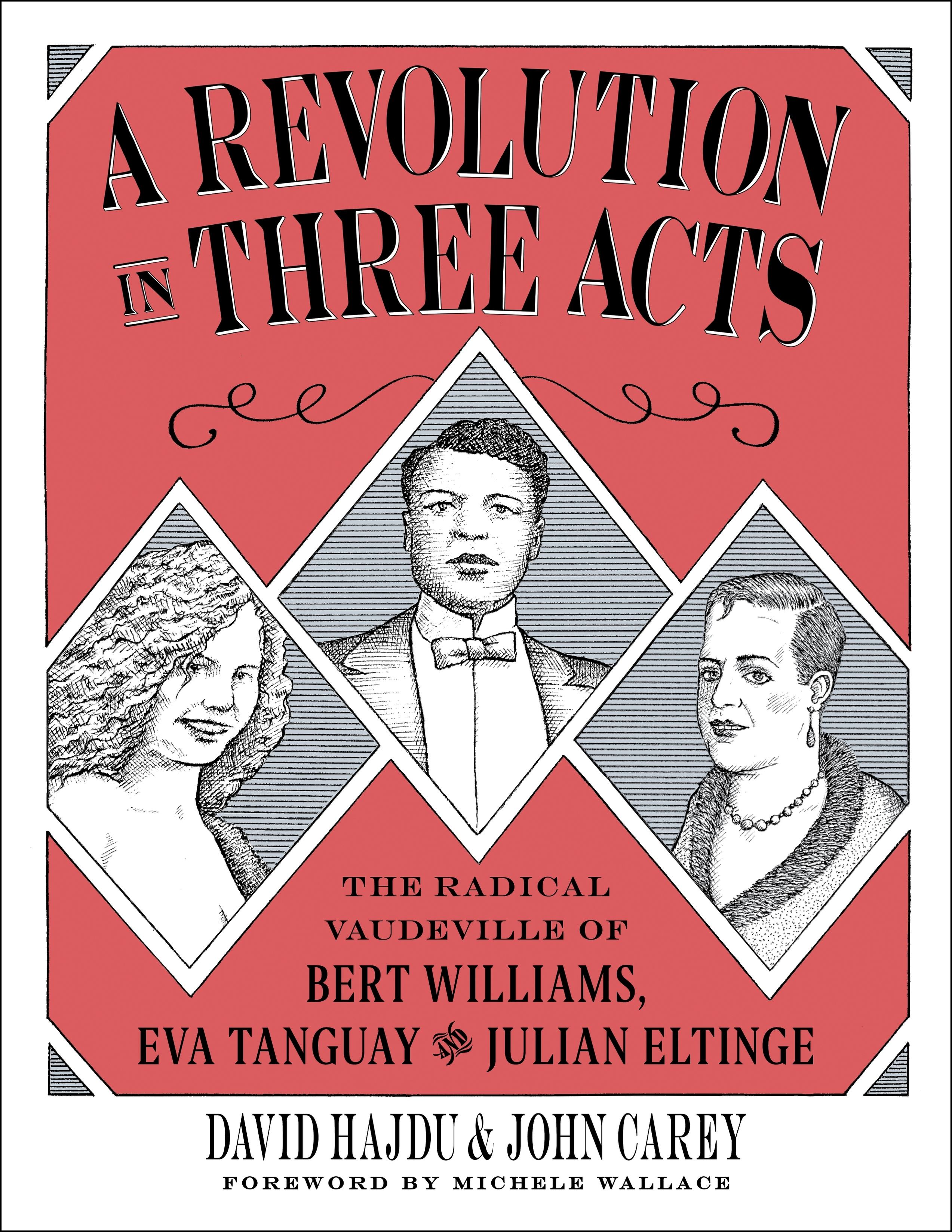 Panel Mania: A Revolution in Three Acts: The Radical Vaudeville of Bert Williams, Eva Tanguay, and Julian Eltinge