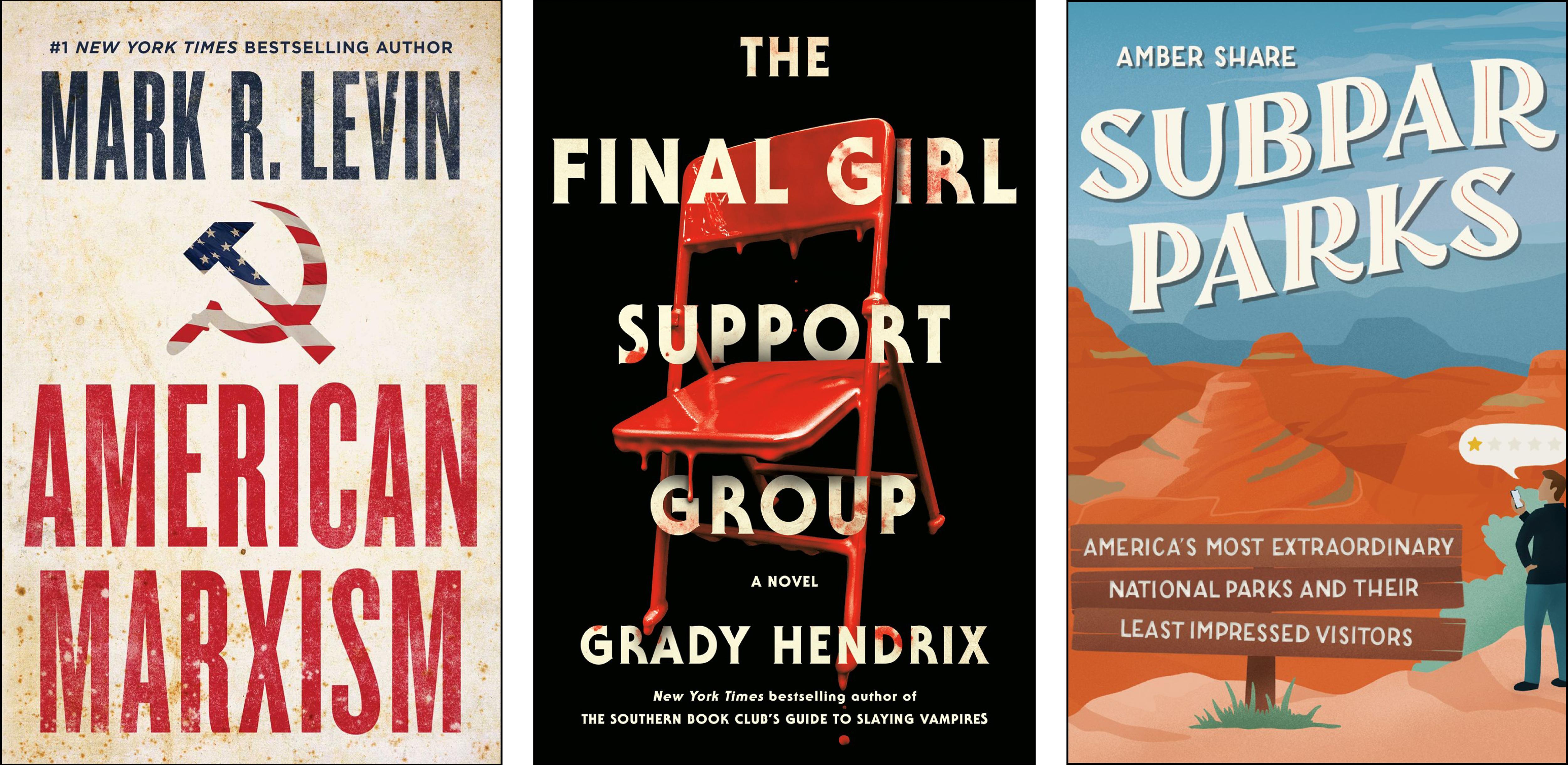 This Week's Bestsellers: July 26, 2021
