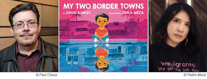 In Conversation: David Bowles and Erika Meza