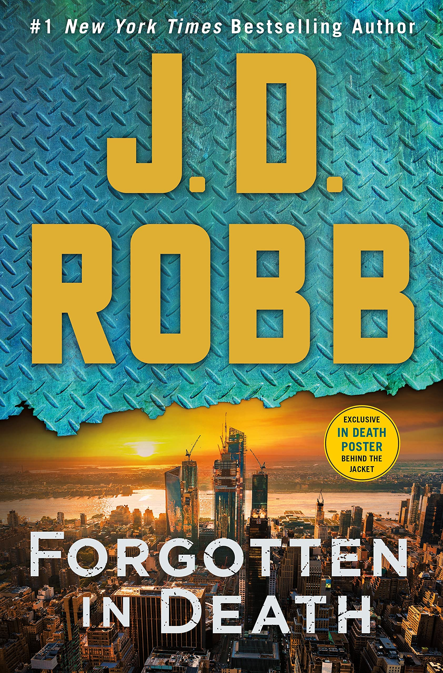 Apple Books Bestsellers: J.D. Robb Returns to the Top