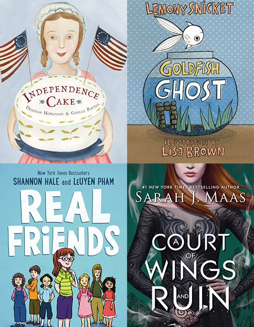 Best Summer Books 2017 Publishers Weekly