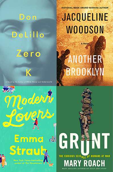 Best Summer Books, 2016 : Publishers Weekly