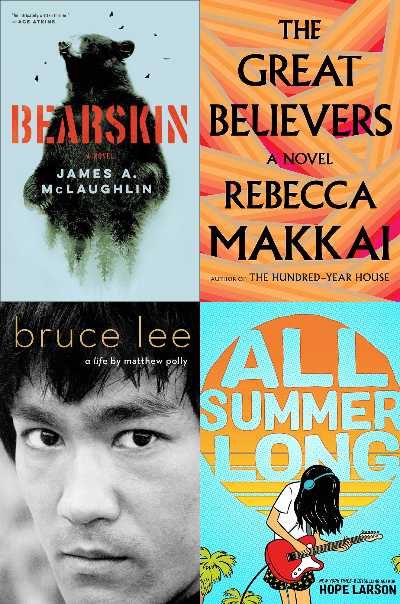 Best books summer 2018 from publishers weekly publishers weekly wondering what to read this summer dont worry pws editors have you covered in our staff picks youll find a killer appalachian thriller fandeluxe Choice Image