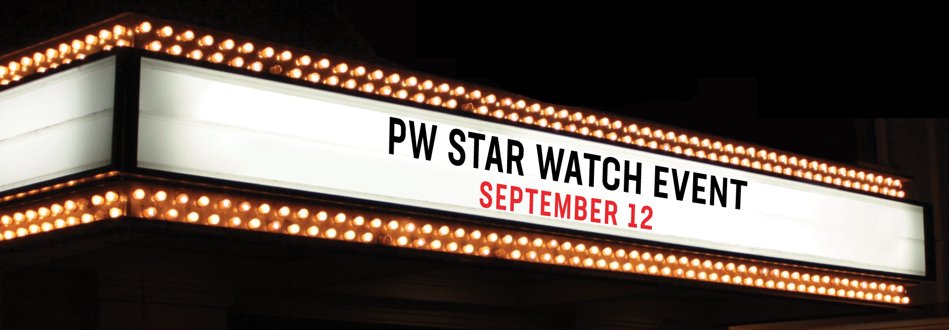 pw star watch 2018