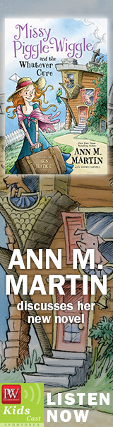 PW KidsCast: A Conversation with Ann M. Martin