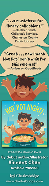 Hot Pot Night! by Debut Author/Illustrator Vincent Chen