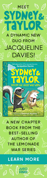 Sydney and Taylor Explore the Whole Wide World