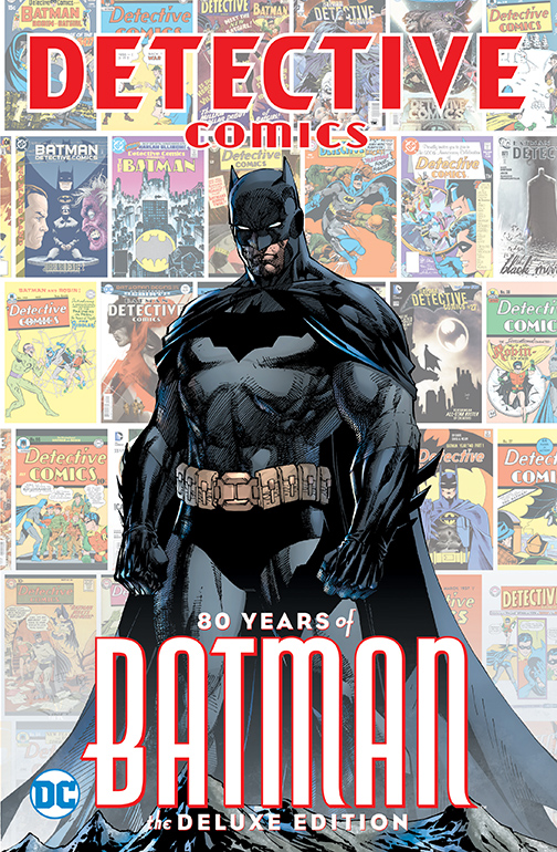 DC Celebrates 80 Years of Batman and Detective Comics