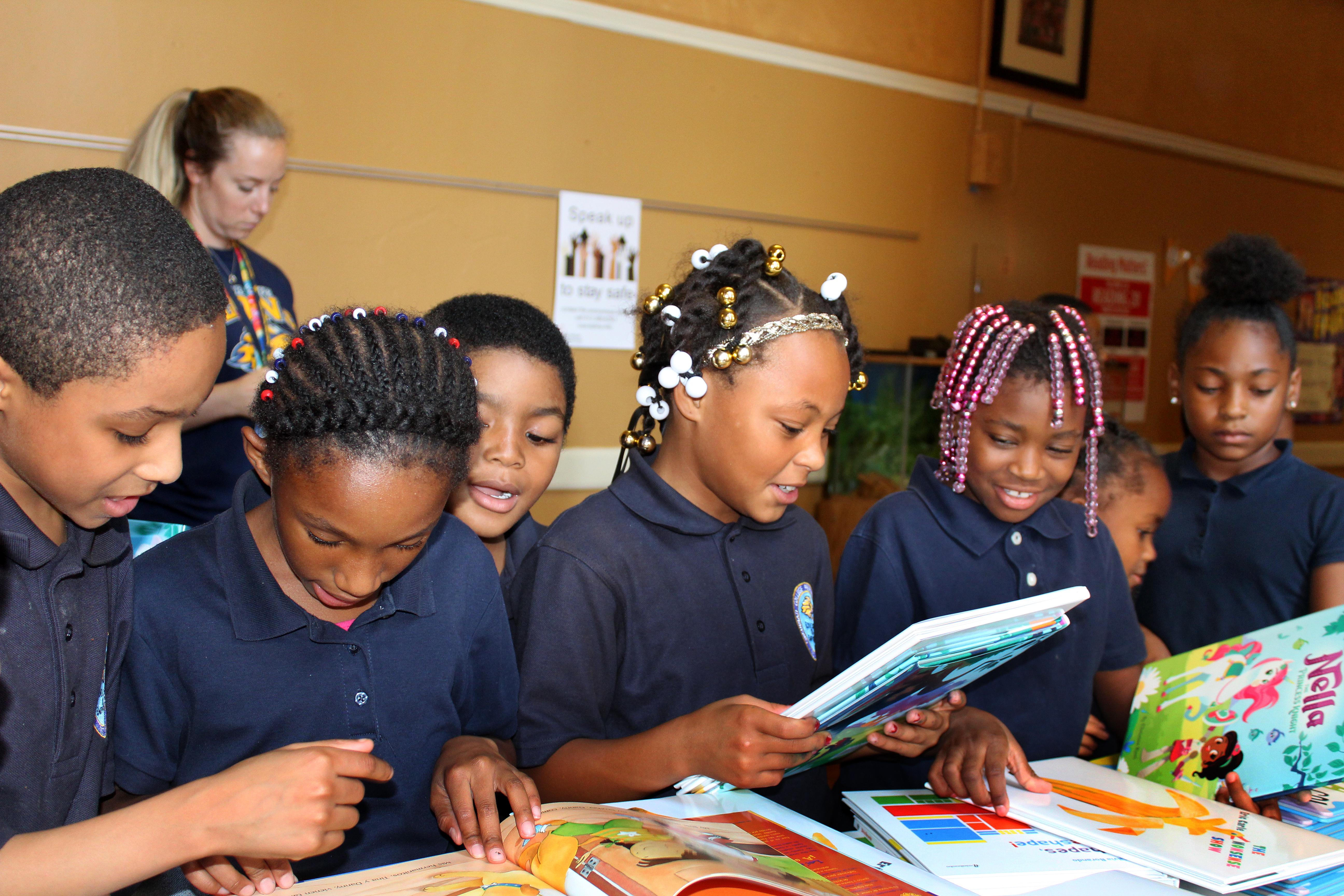 NBF's Book Rich Environments Program Returns