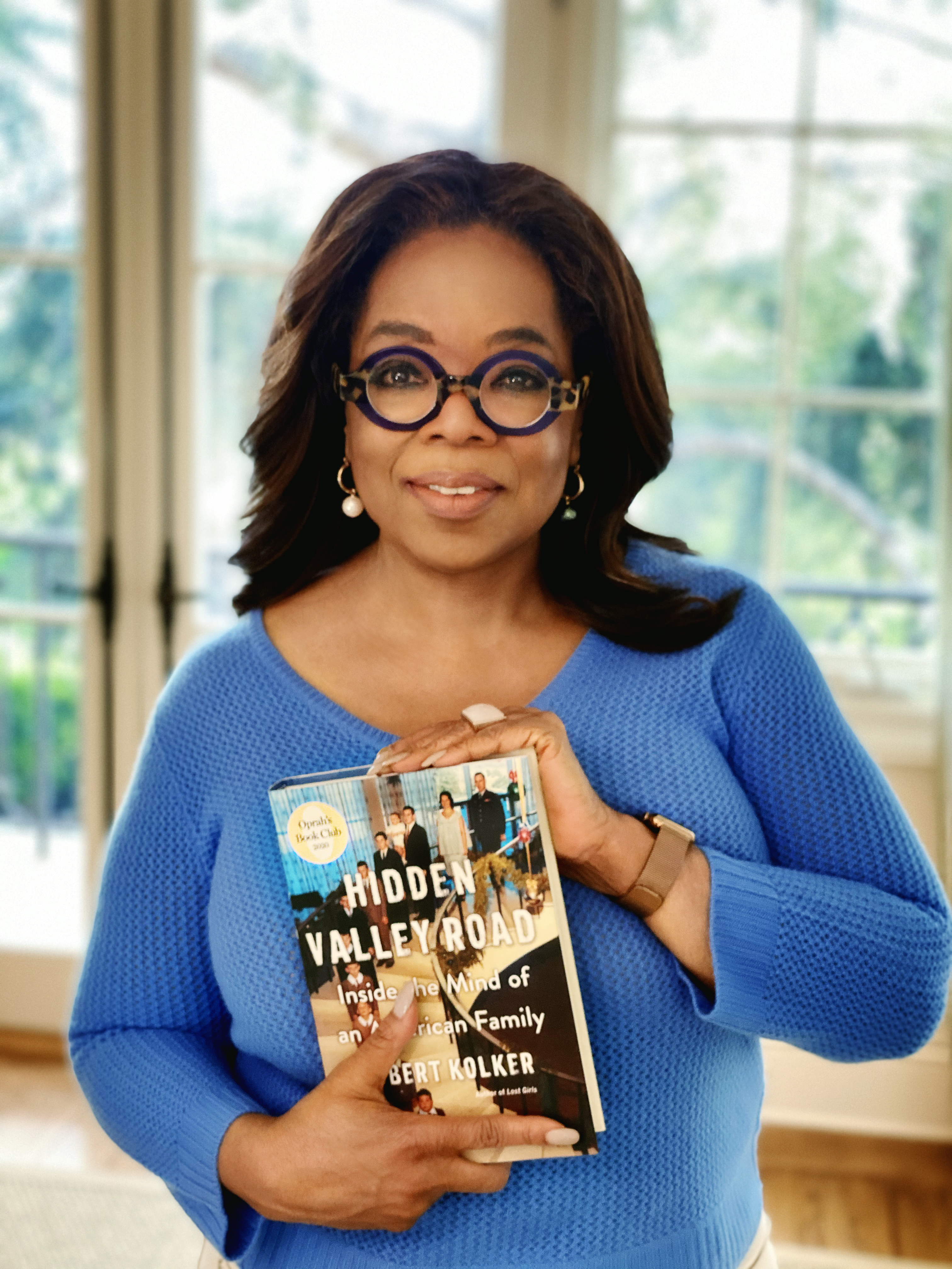 Oprah U0026 39 S Book Club Selects  U0026 39 Hidden Valley Road U0026 39