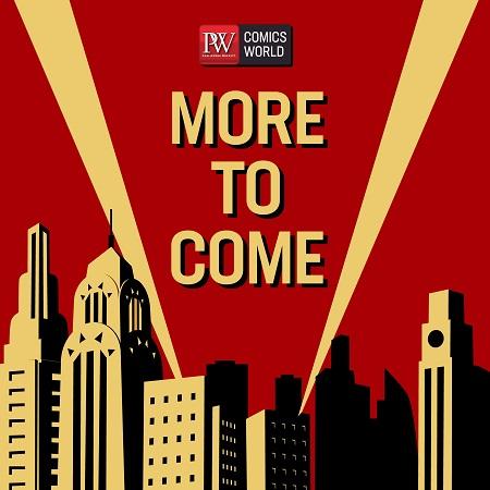 More To Come 454: SchomCom Black Comic Book Festival