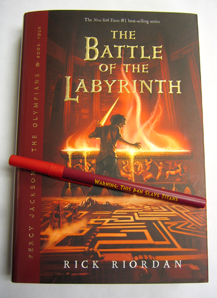 Riptide Percy Jackson Book
