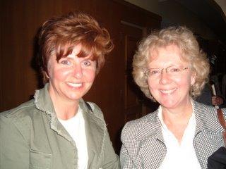 Lori Anderson and Jeanette Klitzke