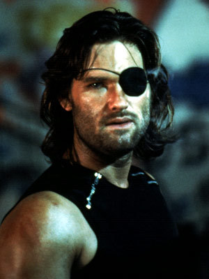 Kurt Russell as Snake Pliskin